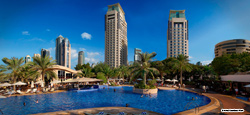 Habtoor Grand Beach Resort Dubai Vereinigte Arabische Emirate